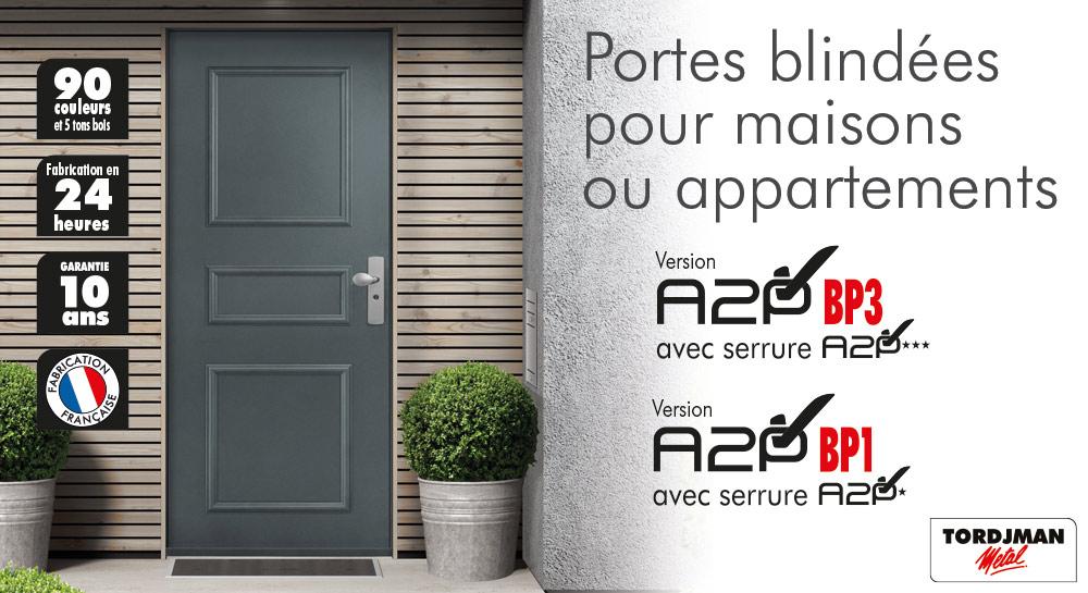 Portes blindées à Paris   TORDJMAN Métal   First Market Security